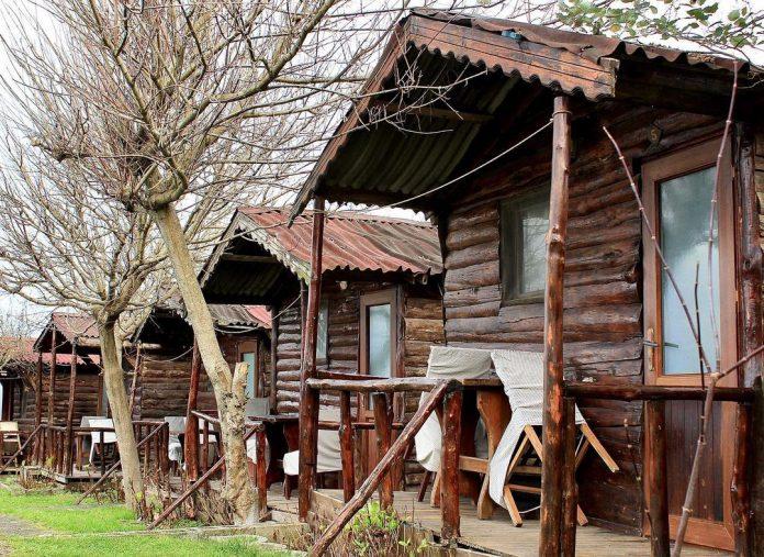 Akçakese Bungalov Köyü