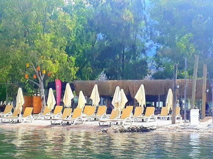 Albatros Plaj, Restoran & Otel