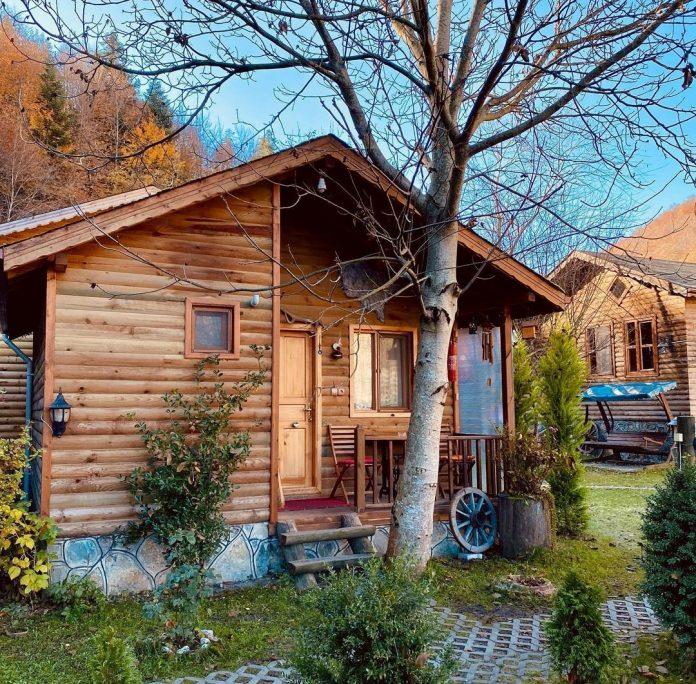 Doğa Köşkü Abant Bungalov Evleri