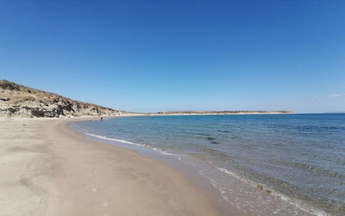 Gökçeada İncekum Plajı
