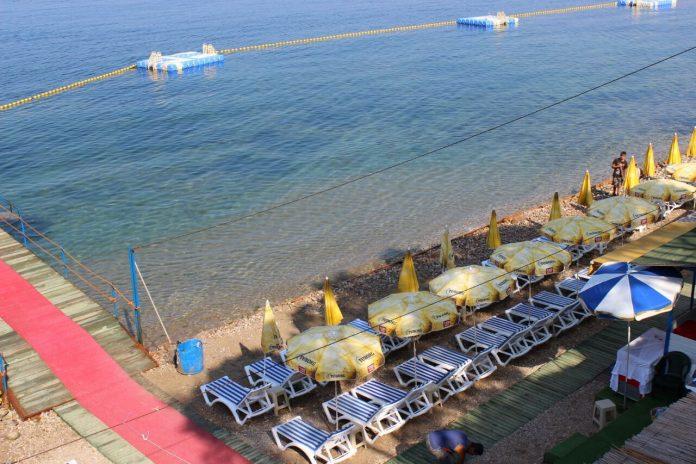 Halik Koyu Plajı