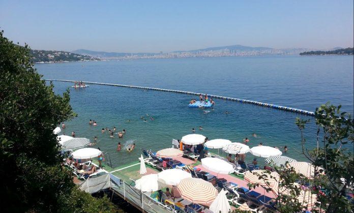 Kartal Belediyesi Sosyal Tesisleri Halk Plajı