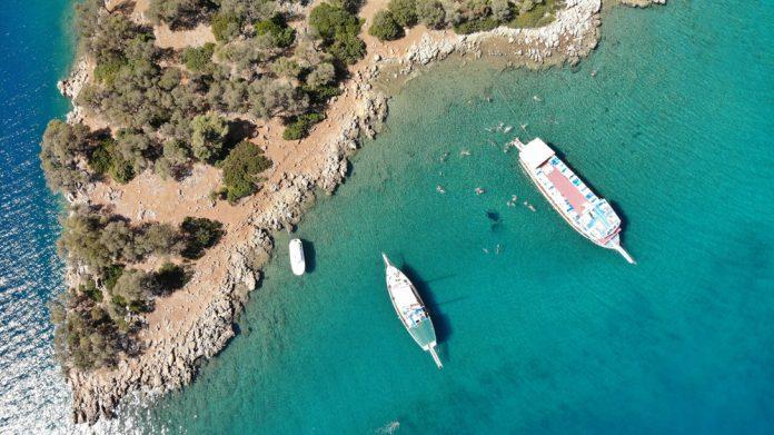 Kleopatra Sedir Adası Hakkında Bilgi
