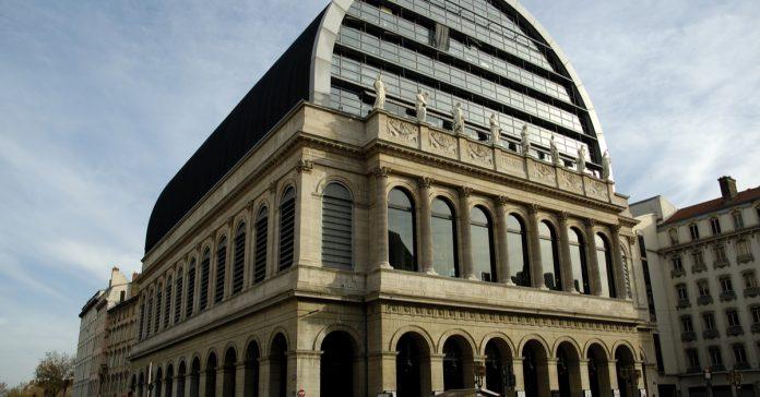 lyon opera binası
