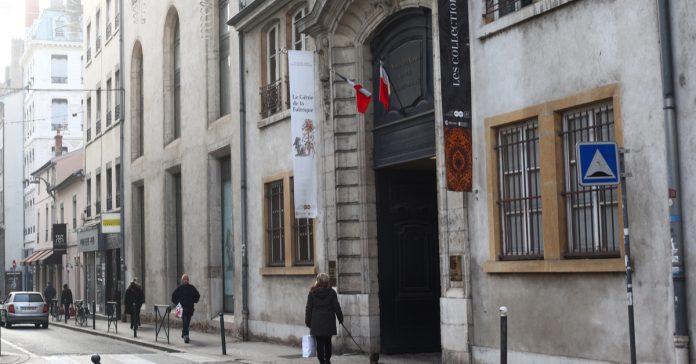 lyon tekstil müzesi
