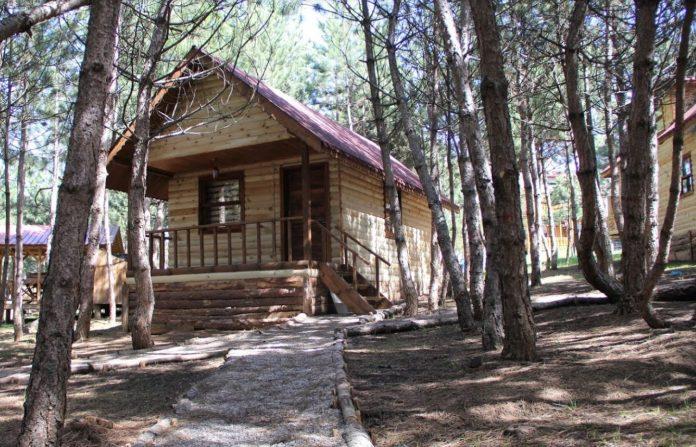 Mengen Çam Pınarı Doğa Evleri