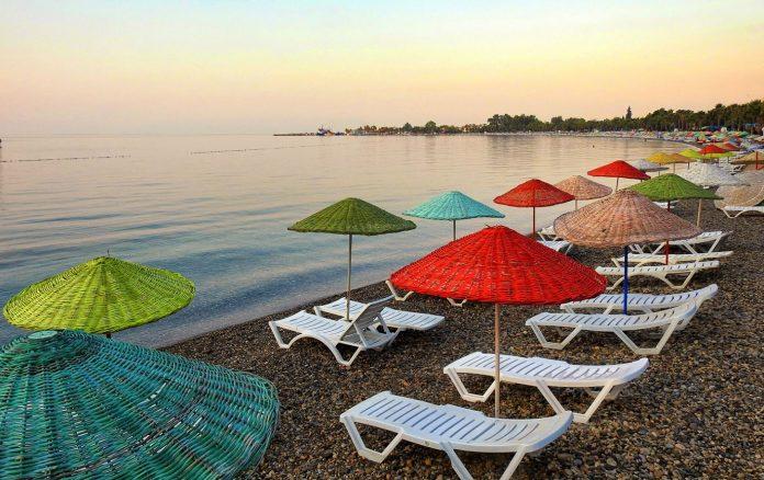 Milas Ören Plajı