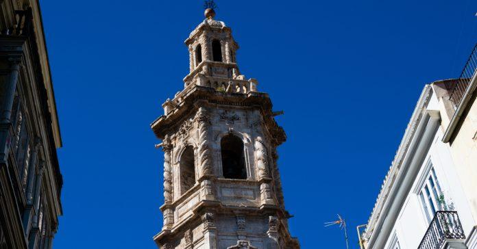 santa catalina kilisesi