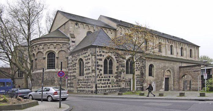 aziz cacilien kilisesi