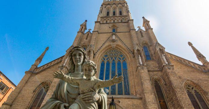 aziz michael katedrali