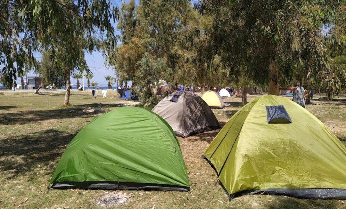 Davutlar Gençlik Karavan ve Çadır Kamp Alanı
