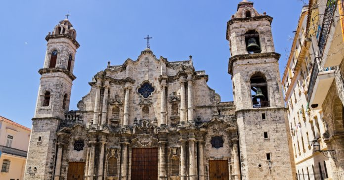 havana katedrali