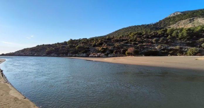 Karadere Plajı, Selimiye