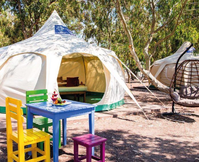 Kuşadası Ada Camping