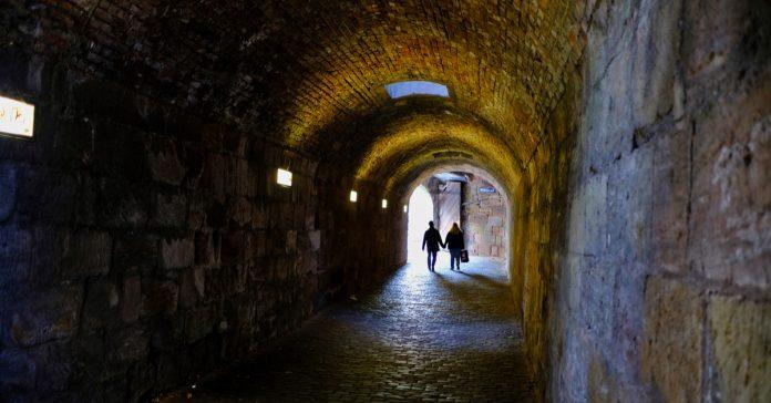 nuremberg tünelleri