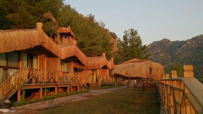 Orhaniye Azra Bungalow Houses