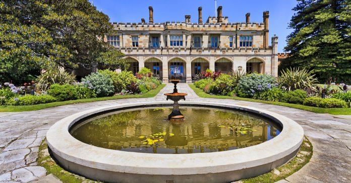 sidney the royal botanic garden