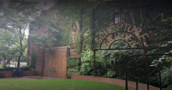 toronto sculpture garden