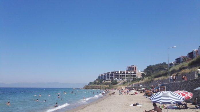 Burgaz Altınkum Halk Plajı