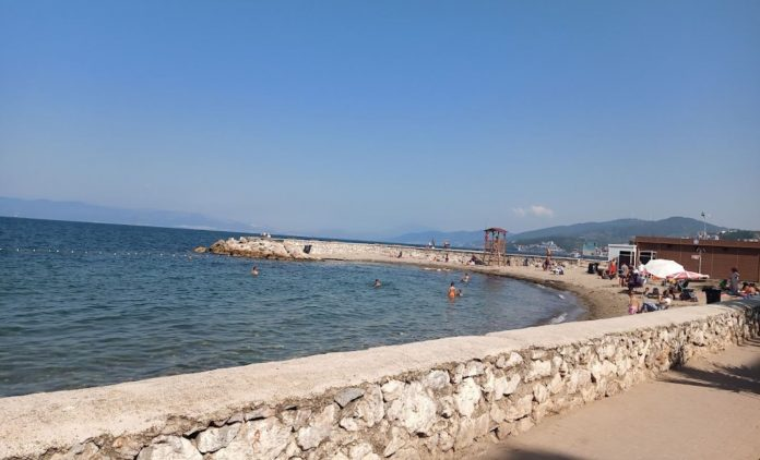 Burgaz Halk Plajı, Bursa