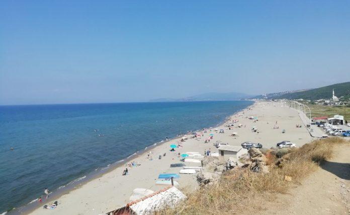 Bursa Ayazma Plajı