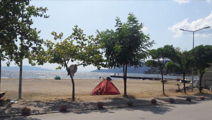 Büyükkumla Plajı