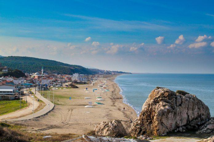 Bursa Eğerce Plajı