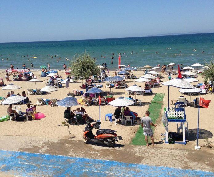 Eşkel Sürücü Beach, Bursa