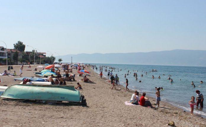 Gemsaz Halk Plajı, Bursa