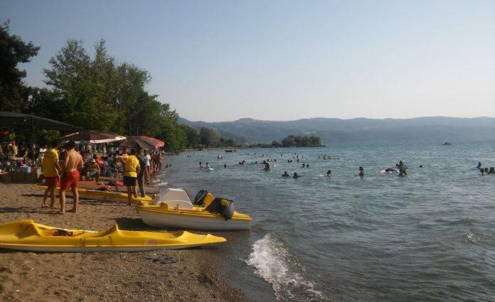 Günbatımı Plajı, Bursa