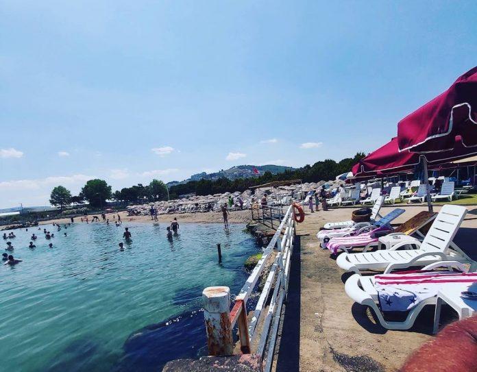 Bursa Paşa Beach