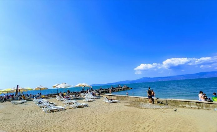 Coşkunöz Halk Plajı, Bursa
