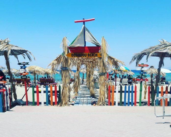 Dedikodu Beach