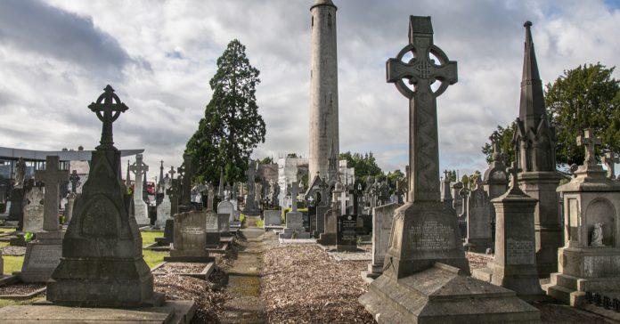 glasnevin mezarlığı