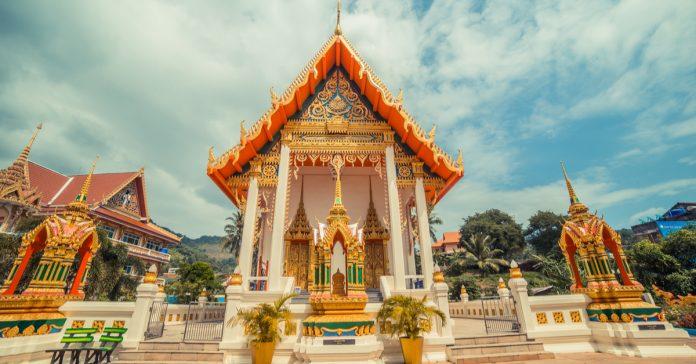 karon tapınağı