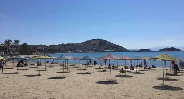 Kuşadası Belediye Plajı