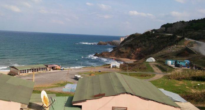 Riva 2. Koy Plaj ve Çadır Kamp Alanı