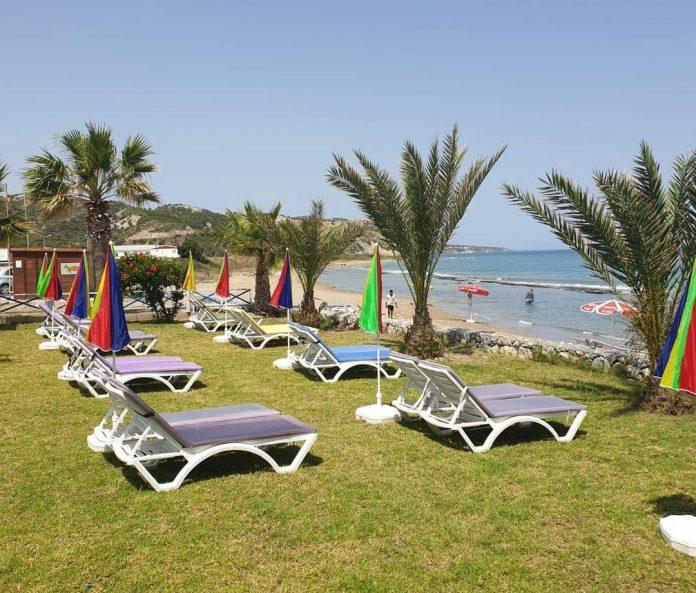 Vasilia Beach & Restaurant