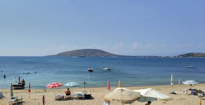 Avşa Akvaryum Plajı