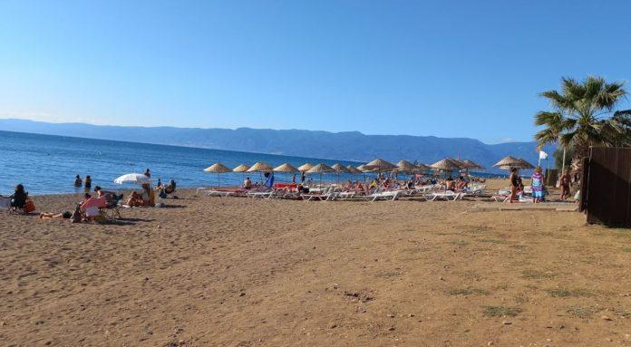 Badem Plajı