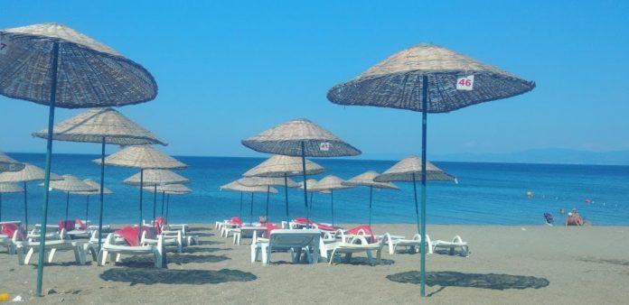 Bağlarburnu Sahili ve Plajı