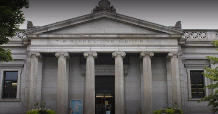 blackstone kütüphanesi