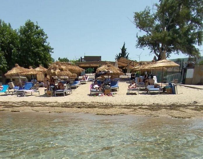 Cafe du Port Güzelyalı Beach