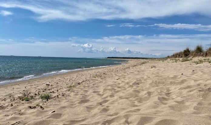 Çamoba Köyü Halk Plajı