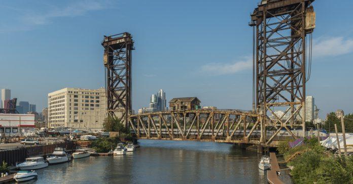canal street railroad bridge
