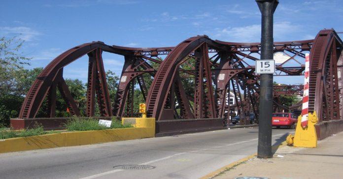 cortland street drawbridge