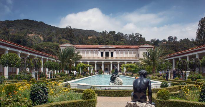 getty villası