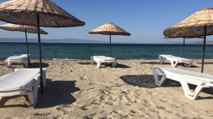 Mavi Saroz Beach