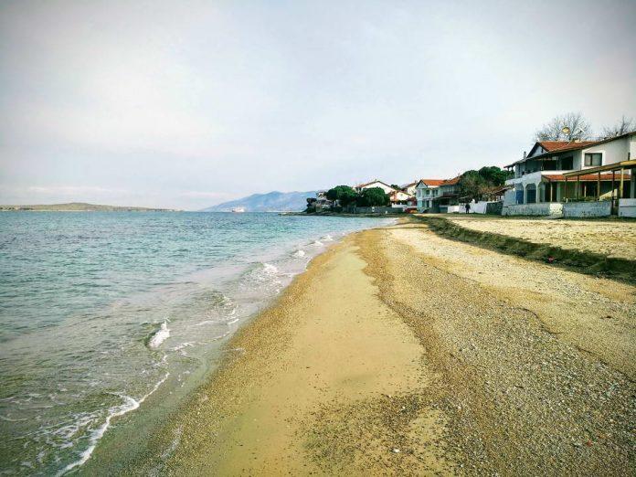 Mavikoy Plajı