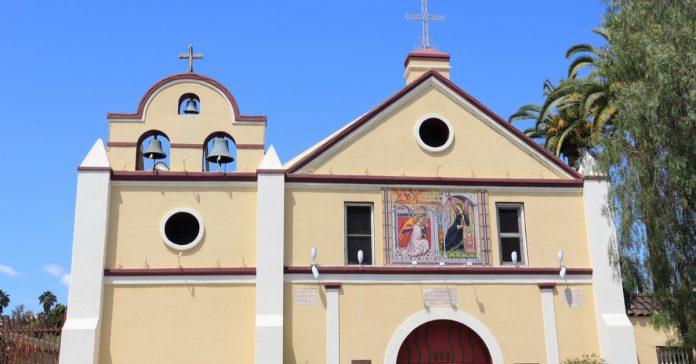 old plaza church